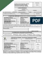 Cod 180 - Dth-If-004 Solicitud de Certificado Laboral0