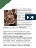 Ponerología entrevista a Andrew Lobaczewski por Laura Knight-Jadczyk