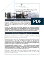 07-09CompetitiveAdvantageCompensationPrograms