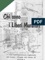 Chi sono i LIBERI MURATORI.PIAZZA DEL GESU' 47 ROMA