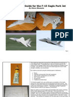 F-15 Park Jet Construction Guide Rev A