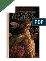 Michael Harner El Camino Del Shaman