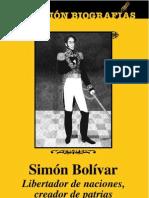 Bolivar - Libertador de naciones