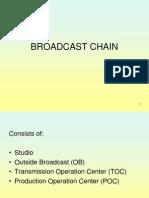 10 Broadcast Chain