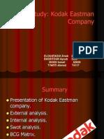 Case Study Kodak