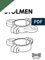 Stolmen Mounting Fittings 4L6103 PUB