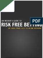 Risk Free Betting