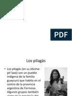 Expresion Onirica de Los Pilaga