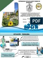 2ª Jornada de Invtgcn HCO - Ponencia Chiclayo - USAT