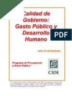 Calidad_Gobierno gasto