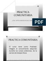 Clase de Practica Com Unit Aria