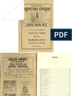 Cape May Guide 1960