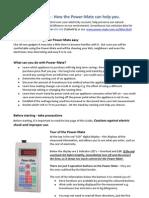 PowerMate Audit-User Manual CCI Rev2_2