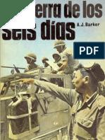 A.J. Barker - La Guerra de Los Seis Dias