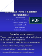 Sistema InmuneInfeccion-Bacterias Intracelulares