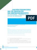 Evaluacion Financier A Proyecto Emprendimiento Panaderia Pizzeria Medellin