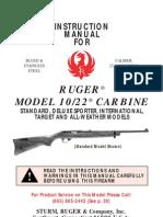 Ruger Mini-14 Manual Pdf