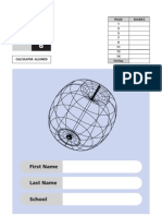 KS2 - 2000 - Mathematics - Test C - Part 1