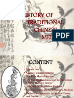 The TCM History