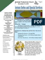December 2011 Digest