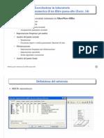 Microonde L a - Esercizio14 - OPT