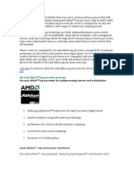 athalon XP processor