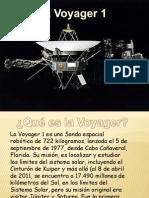 La Voyager 1