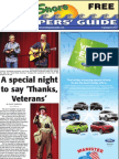 West Shore Shoppers' Guide, November 20, 2011
