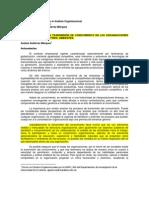 Tópicos de Vanguardia en el Análisis Organizacional - gestion del conocimienta