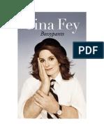 Tina Fey - Bossypants (Fragmento en español)