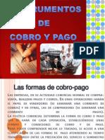 INSTUMENTOS DE PAGO