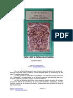 Guillermo Marin - Para Leer a Carlos Castaneda Espanhol