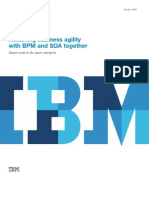 Business Process Management (BPM) Combined with SOA | IBM