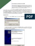 Servidor de Dominios Con Windows Server 2003