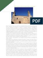 Restauración de la Iglesia de San Felices de los Gallegos. ARRIBES DE SALAMANCA