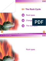 8H the Rock Cycle