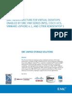 h8278 Virtual Desktop Vnx Cisco Vmware Citrix Psg