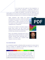 Artículo el color en el consultorio