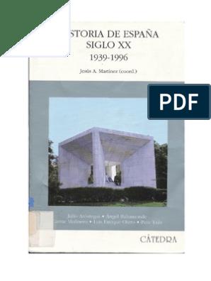 EspañaSiglo De Xx1939 1996 Historia Varios AutoresFrancisco EH9W2DIY