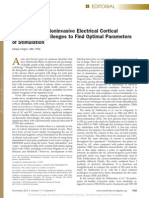 Analgesia With Noninvasive Electrical Cortical 1083