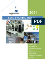 Anurag BSNL Report