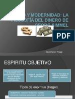 DINERO Y MODERNIDAD Presentación