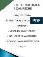 UNIDAD 5 RICARDO FUENTES