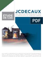Etude de Cas JCDECAUX