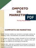 2011 Composto de Marketing