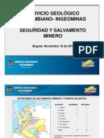 PRESENTACION PARA COMITÉ GSSM-SAMACÁ_SERVICIO_GEOLÓGICO_COLOMBIANO