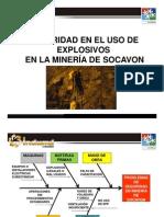 PRESENTACIÓN SEGURIDAD EN MINERIA SOCAVON_INDUMIL