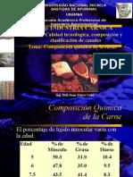 11 Composicion Quimica de La Carne