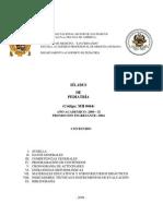 Syllabus Sanmarcos