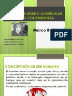 Diseno Curricular-Propuesta Colombiana-Marco Raul Mejia